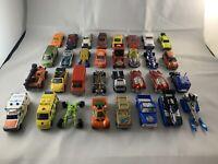 Diecast Toy Car Bundle Job Lot - Hot Wheels, Matchbox & More! - X32 Cars!
