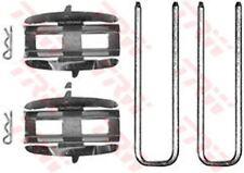 pfk137 TRW Kit accessori, PASTIGLIE FRENO asse anteriore