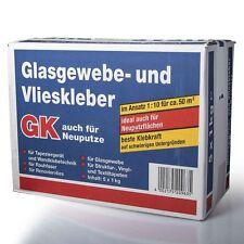 5 x Pufas Glasgewebe- und Vlieskleber GK 1kg Gewebekleber Kleister Kleber