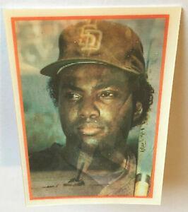 1987 Sportflics - Tony Gwynn - #31 - San Diego Padres - Mint