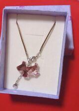 Collares y colgantes de bisutería Swarovski cristal   eBay 6cb12c86c4
