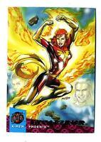 Fleer 1994 X-Men Ultra #123 X-Overs Excalibur Part 3 Card Phoenix