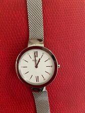 breil orologio skinny acciaio maglia milano svarowski
