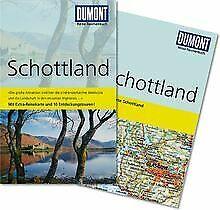 DuMont Reise-Taschenbuch Reiseführer Schottland: Mit Ext... | Buch | Zustand gut