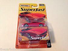 Matchbox Superfast #17 Red Ferrari 456 GT Diecast 1:64 Scale 1 of 15,500