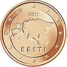 Estland  2018   5 cent      UNC uit de rol      UNC du rouleaux !!!