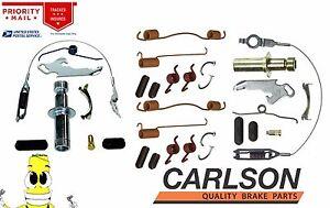 Complete Rear Brake Drum Hardware Kit for Dodge D250 D350 1986-1993 ALL