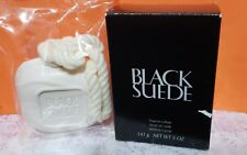 Avon Black Suede Soap On A Rope 5 oz. BNIB