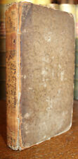 1785 Calendrier Perpetuel Perpetual Calendar French Text for 2200 Years JOMBERT