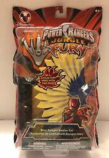 Bandai Power Rangers Jungle Fury Blue Ranger Battler Set - Disney