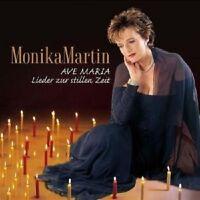 """MONIKA MARTIN """"AVE MARIA LIEDER ZUR STILLEN ZEIT"""" CD NE"""