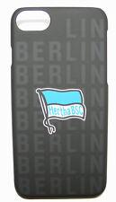 Bumper Rückcover Schutz Schale Hülle f Apple iPhone 6 6s 7 8 Hertha BSC Berlin