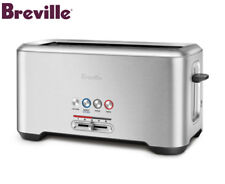 Breville Lift & Look Pro 4-Slice Toaster - Stainless Steel