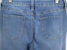 NYDJ Womens Jeans Size 8P Color Blue Good Condition Size 8x19