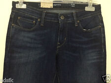 JEAN FEMME NEUF LEVI'S W26 L34 SLIGHT CUVRE - MID RISE - SKINNY