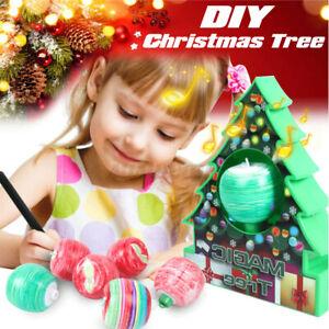 Treemendous Albero di Natale Ating Kit Vacanza Fai da Te Toy-3 Ornamenti