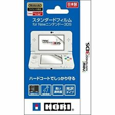 HORI Screen Protect STANDARD FILM for Nintendo New 3DS from Japan