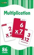 Multiplication Flash Cards (Cards)