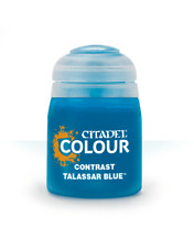Citadel Colour Contrast Paint (18ml): TALASSAR BLUE 29-39