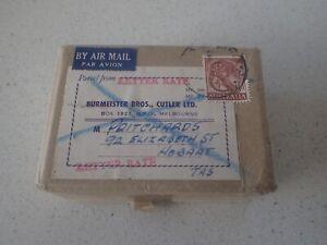 VINTAGE Box - J G & Sons Australian #9 PEN NIBS England