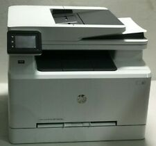 HP COLOR LASERJET MFP M281FDW PRINTER TONERS INCLUDE PAGE COUNT : 2072
