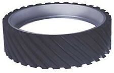 "Contact Rubber 14""x2"" Serrated Contact Wheel 50 Durometer CCW5900"