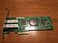 Qlogic QLE2462 4GB Single Port Full Height FC Card PCIe Fibre