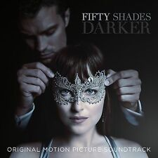 FIFTY SHADES DARKER CD - Zayn & Taylor Swift -  Official UK Version FREE UK P&P