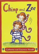 Chimpancé y Zee gran libro por Catherine Anholt, Laurence Anholt (libro Grande, 2008)