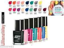 AVON SPEED DRY NAIL POLISH~NAILS DRY IN 30 SECONDS ~RRP £6~TRY IT WITH FREE P&P