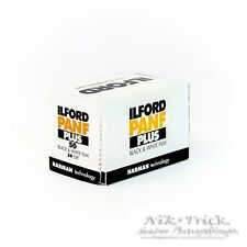 Ilford Pan F Plus 50asa Film ~ 35mm 36exp ~ Fresh UK Stock
