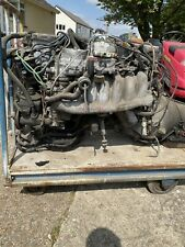 Mercedes Benz W123 280ce 280e Engine And Gearbox