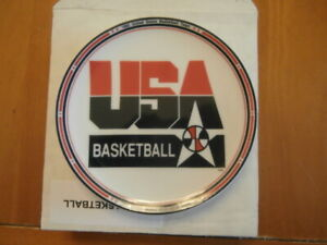"""Sports Impressions 1992 USA Basketball Team 4"""" Collectors Plate"""
