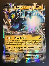 Carte Pokemon FULGURIS 26/108 Ultra Rare EX XY6 Française NEUF