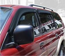 Auto Ventshade 94350 Ventvisor; Deflector 4 pc.