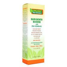 Organic Hair Energizer Crecimiento De Pelo Booster con vitamina Pro-B5. 6 fl. OZ. 177ml