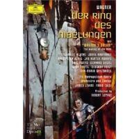 "TERFEL/KAUFMANN/ERDMANN/VOIGT ""DER RING DES NIBELUNGEN"" 8 DVD NEW+"