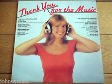 "VARIOUS - THANK YOU FOR THE MUSIC 12"" LP / VINYL - PICKWICK RECORD - SHM 3110"