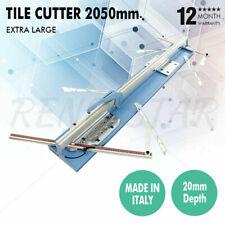 SIGMA 205cm Manual Scoring Tile Cutter - ART12D