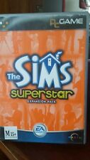 THE SIMS SUPERSTAR EXPANSION PACK - WINDOWS PC GAME XP/2000/98/95 FAST POST *