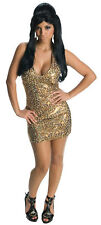 JERSEY SHORE SNOOKI STANDARD SIZE LEOPARD DRESS