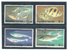THAILAND 1978 Fish (Fauna) FU