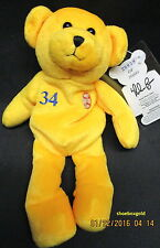 """NOLAN RYAN, """"5714 K - Express to Cooperstown"""" Collectible Bear, Famous Legends"""