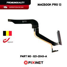"""MacBook Pro 13"""" A1278 HDD Flex 821-2049-A 2012 MD101LL Nappe Disque Dur"""