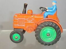 "VINTAGE  DINKY TOYS No.301 FIELD MARSHALL TRACTOR  ""RARE GREEN WHEEL VERSION"""