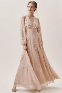 BHLDN Belize Wedding Dress Size 18 Bohemian