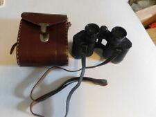 Swarovski 8x30W Habicht Binoculars with Leather Case