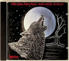 Marc-Andre Hamelin; Heitor Villa-Lobos Piano Works CD (Babys Family Suites) 2000