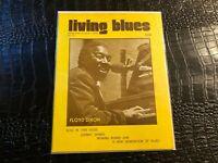 (UNREAD) SEPT/OCT 1975 LIVING BLUES music magazine (F3-BX5) FLOYD DIXON
