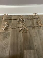 Pricess House Metal Plate Wall Display